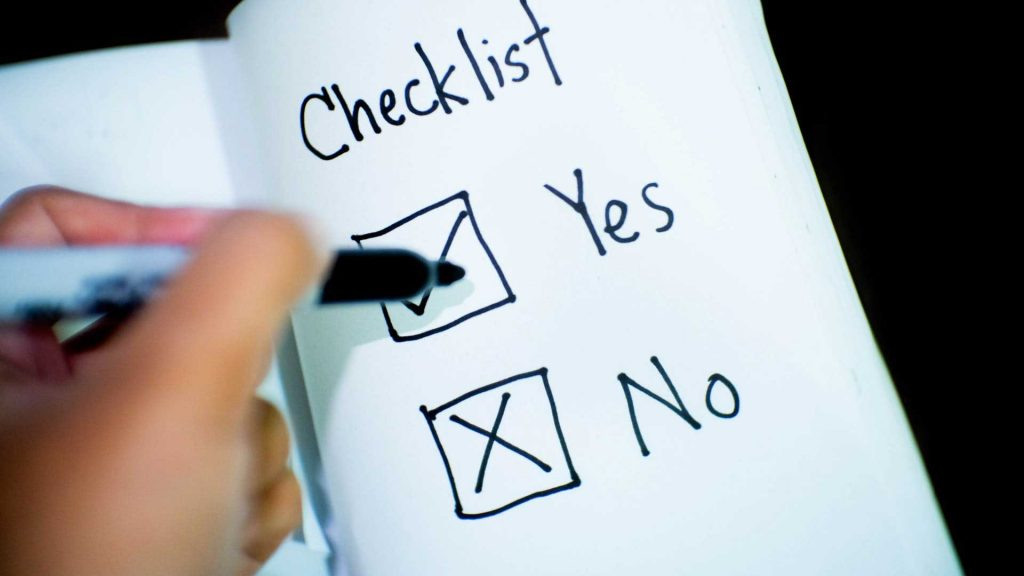 Starting a Business Checlist